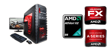 AMD Custom PCs